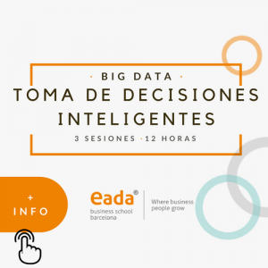 Big Data. Toma de decisiones inteligentes