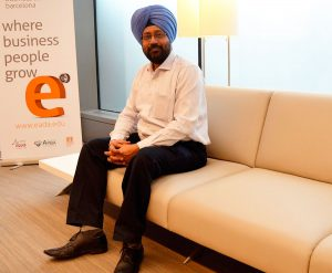 In the course, Ph.D. Harvinder Singh  discussed the strategies used by companies for growing their business and also making a positive social impact.
