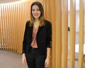 Estefanía Fernández está realizando actualmente el Master en Marketing Farmacéutico de EADA.