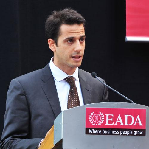 Jordi Díaz, EADA