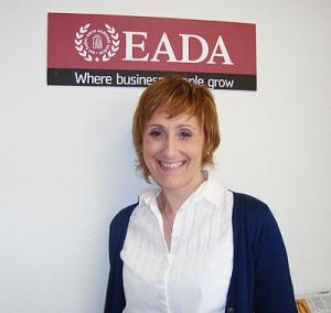 Giorgia Miotto, Directora de Comunicación y Relaciones Externas EADA