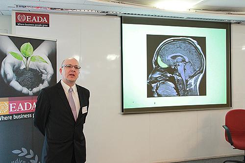 Steven Poelmans, profesor de EADA