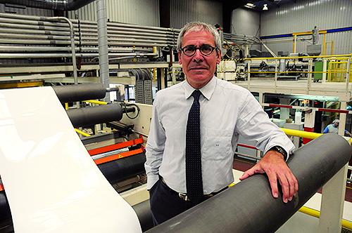 Jordi Pursals, Presidente Ejecutivo de EDV