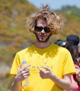 En la imagen, el estudiante de EADA Albert Castelltort.