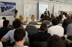 La tercera edición del Speed Networking Talent Day de EADA tuvo un gran éxito de convocatoria