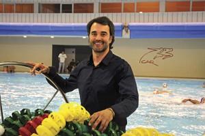 Joan Fontserè, director del CAR de Sant Cugat