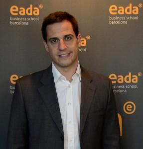 Jordi Díaz, director de Programas de EADA, hace un paralelismo entre los objetivos que persiguen los deportistas y los ejecutivos.