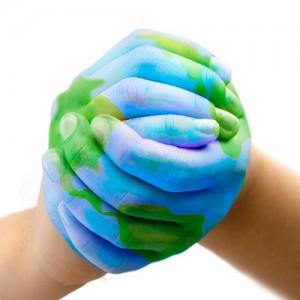 Una de las imágenes del Pacto Mundial para concienciar a las empresas sobre los 10 Principios.
