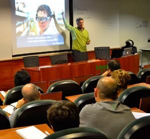Koke González incidió en la importancia del neuromarketing para influir en la conducta del consumidor.