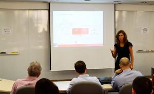 Núria Borrut participó en el track de Be Neuromarketing de Be Marketing Day de EADA en una conferencia donde habló de metodologías neurocientíficas para medir el comportamiento del consumidor.