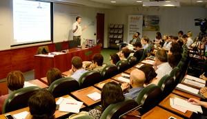 Miguel Pascual, fundador de Interdigital, definió el hacking de páginas web como ciberdelincuencia.