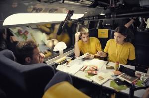 Durante los cuatro días de trayecto en tren, los 36 dreamers deberán convertir una idea en un negocio viable siguiendo las cuatro fases del método Lombard.