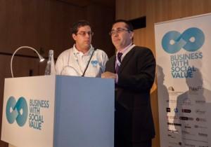 Uno de los ponentes en la última edición del BWSV fue juli Fernández, Alumni de EADA que actualmente es director de Recursos Humanos en Eugin.