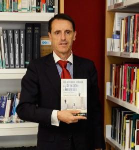 El profesor de EADA y director del Global Innovation Management Centre (GIMCE), Eric Viardot, analiza los factores de crecimiento empresarial en su libro 'Los principios exitosos de la Dirección de Empresas'.
