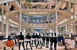 Imagen de la tienda Zara de París. (FOTO: Inditex)