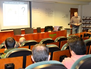 Miguel Pascual aseguró que entender bien lo que pasa en la web es imprescindible para mejorarla.