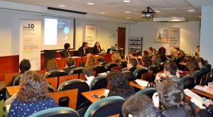 El evento contó con la presencia de Àngel Pes, presidente de la Red Española del Pacto Mundial de Naciones Unidas.