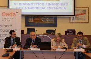 María Helena de Felipe, vicepresidenta de CEPYME y presidenta de FEPIME, alertó de las restricciones a los créditos bancarios que siguen sufriendo muchas pymes españolas.