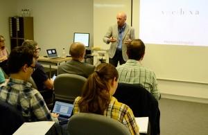 Albert Pàmies intervino en Be Marketing Day con la ponencia 'La venta consultiva', dentro del track Be Commercial.