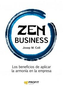 Coll recoge todas estas reflexiones en su último libro 'Zen business'.