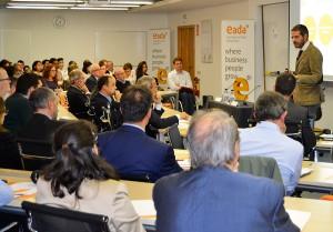 Jordi Molina, emprendedor con más de 20 años de experiencia, participó en Be Finance Day con una ponencia sobre el nuevo escenario internacional en el que operan las empresas.