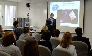 El profesor de Marketing de EADA David Roman participó en Be Marketing Day con la ponencia 'Smartketing: una nueva visión del marketing para los nuevos consumidores' .