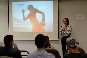 Según Giorgia, las empresas que tendrán más éxito en los próximos años serán aquellas que detecten una oportunidad en algún sector que cubra una necesidad social.