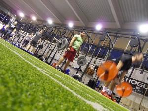 El CrossFit Diagonal, situado en el Campus Universitario de la UPC, es uno de los mejores centros especializados en técnicas de entrenamiento crossfit.