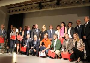 Imagen correspondiente a la inauguración de la V Escola d'Estiu Jordi Comas. (FOTO: FOEG).