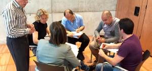 Imagen correspondiente a la anterior edición del 'Start Up Training' de EADA e Innobaix.
