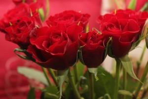 El día de San Valentín aumenta considerablemente las ventas de perfumes y flores.