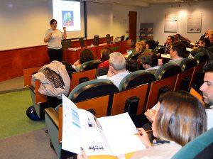 Lucía Langa, directora del Master de Alto Rendimiento Directivo de EADA, dio varias evidencias neurocientíficas que destierran algunos de los mitos asociados al alto rendimiento directivo.