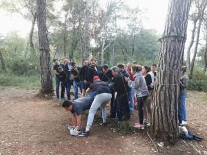 Durante esta semana, los participantes de los masters EADA-UOC han podido realizar diferentes actividades de 'outdoor training',  'workshops', dinámicas de grupo y actividades 'indoor'.