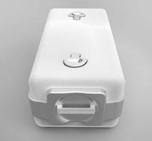 Imagen del dispositivo que Transplant Biomedicals está desarrollando para el transporte de órganos y que estará disponible para su uso hospitalario.