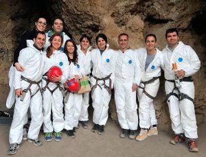 En la imagen, una de las actividades 'outdoor' incluidas en el módulo 'Crear Equipos de Alto Rendimiento' y que dirige Sonia Gómez, coach y directora del Programa de Desarrollo de Liderazgo.