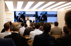 Martín J. Romero es autor del libro Cambio de Época en el Concesionario de Vehículos y colaborador del nuevo Automobile Retail Innovation Programme de EADA.