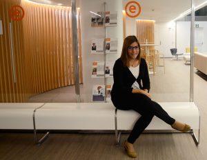 Mireia Ródenas es HR Manager en Aritex y se graduó del Master en Dirección de Recursos Humanos en 2018.