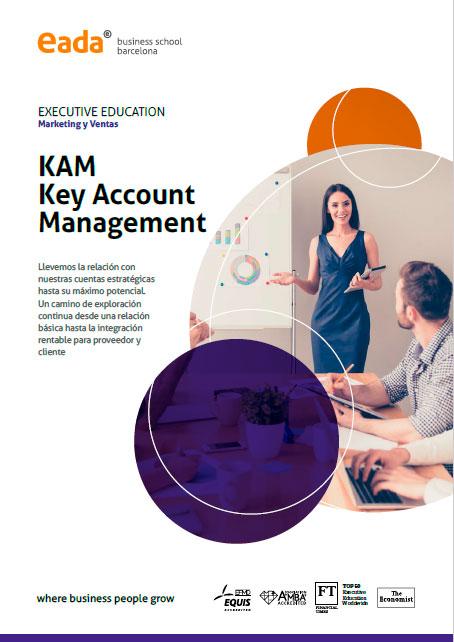 Key Account Management: Programa | EADA